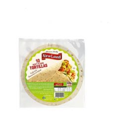 Newland 10 Flour Tortillas 10 Inches