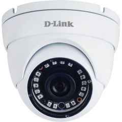 D-Link DCS-F1612 2MP Fixed Dome HD Cameras