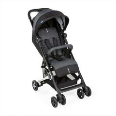 Chicco Miinimo 3 Folding Stroller - Jet Black