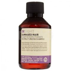 Insight Damaged Hair Restructuring Shampoo 100 ml