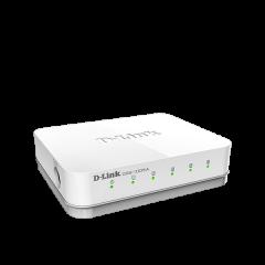 D-Link DES-1005A 5-Port 10/100 Ethernet Desktop Switch