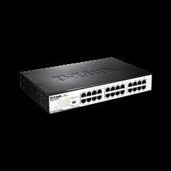 D-LINK DES-1024D/E 24-PORT Fast Ethernet Switch 10/100 MBPS with Rack