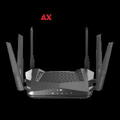 D-Link DIR-X5460/MNA Wireless AX 5400 Wi-Fi 6 Dual Band (11a/b/g/n/ac/ax) Router