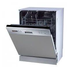 Bompani 12 Sets Dish Washer Color Silver