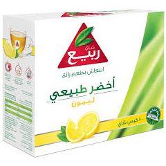 Rabea Green Lemon 100bags