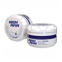 NISHMAN Hair Styling White Cream 150ml