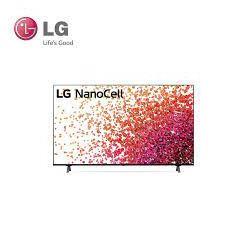 LG 50 inch NanoCell Smart TV NANO75 Series 50NANO75VPA.AMNE