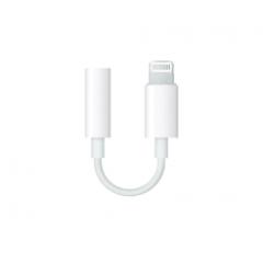 Apple Lightning To 3.5 Mm Headphone Jack Adapter Mmx62Zm/A 190198001795