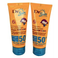 DR SUN Protection cream FOR KIDS SPF50+ (BUY ONE GET ONE FREE)