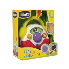 Chicco Game Music Radio for children