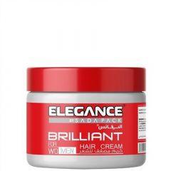 Elegance Brilliant Hair Cream 140G