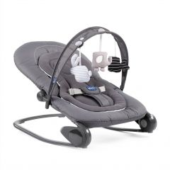 Chicco Baby Bouncer Hoopla - Moon Grey