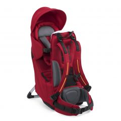 chicco back carrier finder - Red