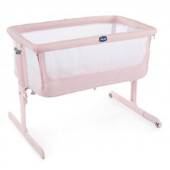 Chicco Next2Me Air Co-Sleeping Bed - Paradise Pink