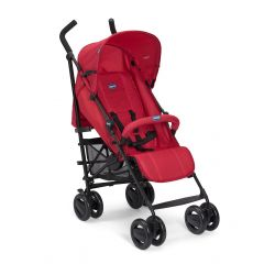 Chicco London Up Stroller - Red Passion