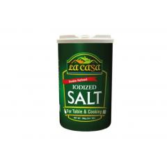 La casa Iodized Salt 700g