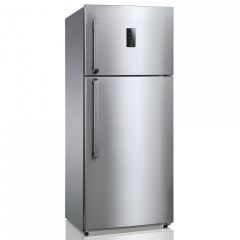 Haier 580L Refrigerator Colour Stainless Steel