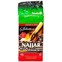 Al-Najjar Brazilian coffee with cardamom 450g