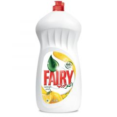 Fairy Lemon Dishwashing Liquid 1.5Ltr