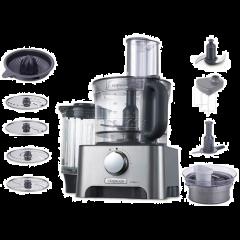 Kenwood FDM786 Food Processor, 1000w, 3 Liter Bowl, Silver