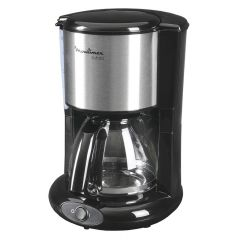 Moulinex  Subito Combination Coffee Machine - Silver FG370810