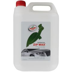 Turtle Wax FG8003 Essential Zip Wax, 5 Liter