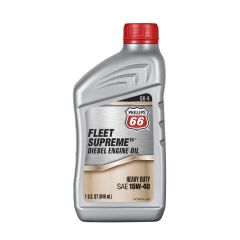 Phillips 66 Fleet Supreme 15W40 Diesel Engine Oil