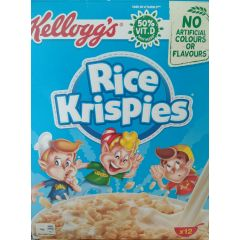 Kellogg's roasted rice the original 375 gm