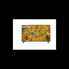 LG UHD 4K TV 43 Inch UP75 Series, 4K Active HDR WebOS Smart AI ThinQ