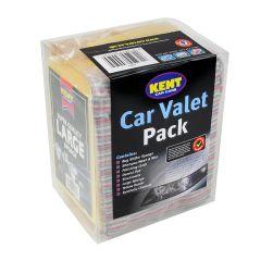 Kent G555 Car Care Valet Gift Pack Kit