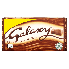 GALAXY SMOOTH milk 110 gr