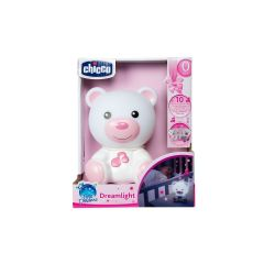 CHICCO First Dreams Dreamlight 0 Months and + - Colour: Pink