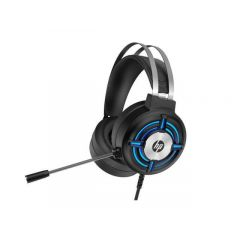 HP H120G RGB Backlit Effect, Wired Gaming Headset for PC and Laptop