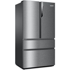 HAIER 685L REFRIGERATOR Color . Stainless Steel