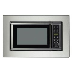 Haier 23L Built-in Microwave with Grill Color  Silver