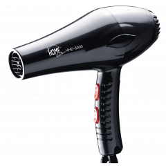 Home Electric HHD-5000 Hair Dryer , Two Speed , 1800W, Black
