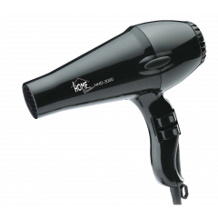 Home Electric HHD-3000 Hair Dryer , Two Speed , 2000W, Black