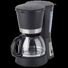 Home Electric HK-510 Coffee Maker, 1.2L 10-12 Cups, 1230W, Black