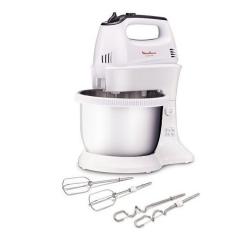 Moulinex HM3111B1 Quick Mix Mixer, 300W, 3.5 Liter, White