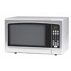 Haier microwave oven 34 liter digital Color. Silver