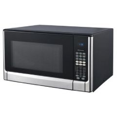 Haier microwave oven 43 liter digital Color. Silver