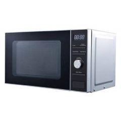 Haier microwave oven 20 liter digital silver color