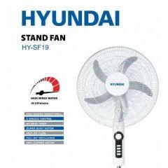 Hyundai Stand Fan 18 Inch 60W White Color