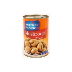 American Garden Whole Mushrooms 400g