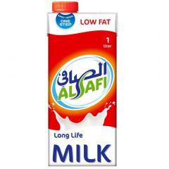 Al Safi Low Fat Milk 1 Ltr