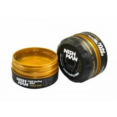 Nishman Hair Styling Wax Gold 07 150ml