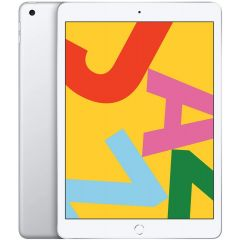 Apple iPad 7th Gen 10.2-Inch , Wi-Fi , 32GB ,3GB Ram, Silver
