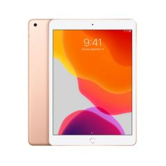 Apple iPad 7th Gen 10.2-Inch , Wi-Fi , 128 GB ,3GB Ram, Gold