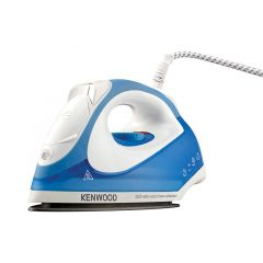 Kenwood ISP100 Steam Iron, 2200w, 240ml Tank, Blue\White
