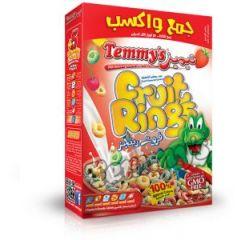 Temmy's Fruit Rings 250 g